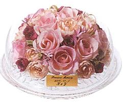 名古屋市千種区の花屋グラッシーのドライブーケDBrタイプ