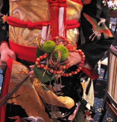 名古屋市千種区の花屋グラッシーのアクセサリーブーケAC2