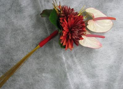 名古屋市千種区の花屋グラッシーのアクセサリーブーケAC9