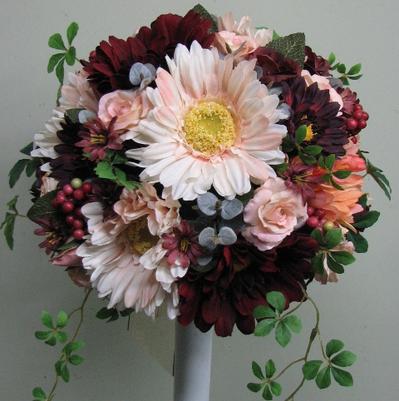 名古屋市千種区の花屋グラッシーのアーティフィシャルブーケAT23