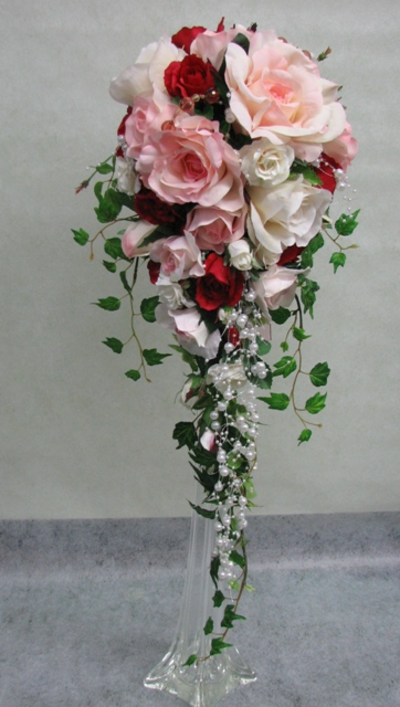 名古屋市千種区の花屋グラッシーのアーティフィシャルブーケAT52