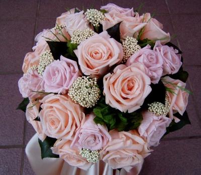名古屋市千種区の花屋グラッシーのプリザーブドブーケPre1