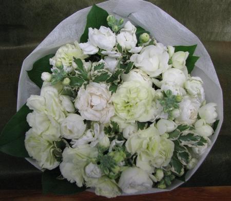名古屋市千種区の花屋グラッシーのブーケプルズ用ブーケPull1