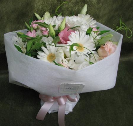 名古屋市千種区の花屋グラッシーのブーケプルズ用ブーケPull2
