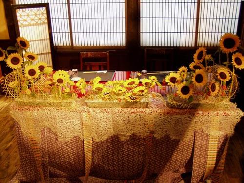 名古屋市千種区の花屋グラッシーのデザイナーズウェディングYMM3-21