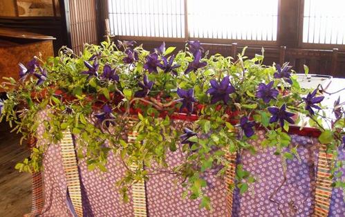 名古屋市千種区の花屋グラッシーの和の披露宴YMMH16