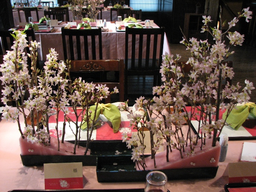 名古屋市千種区の花屋グラッシーのデザイナーズウェディングYMTH52