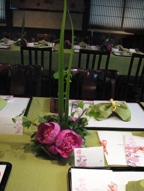 名古屋市千種区の花屋グラッシーのデザイナーズウェディングYMTH_L4