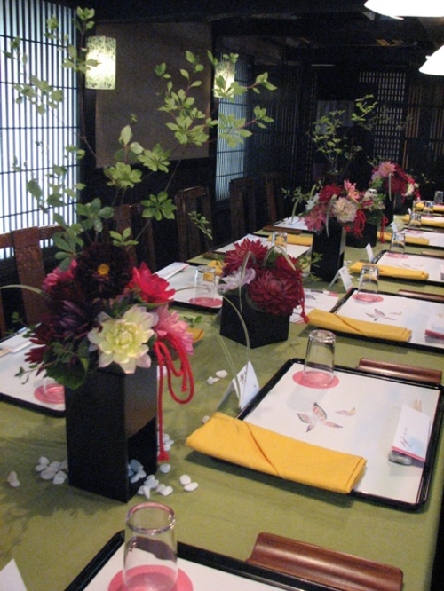 名古屋市千種区の花屋グラッシーのデザイナーズウェディングYMTH_L7