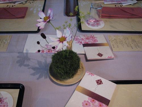 名古屋市千種区の花屋グラッシーのデザイナーズウェディングYMTH_L9