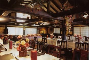 名古屋市千種区の花屋グラッシーの和の披露宴