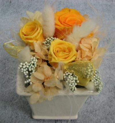 名古屋市千種区の花屋グラッシーのプリザーブドアレンジ33
