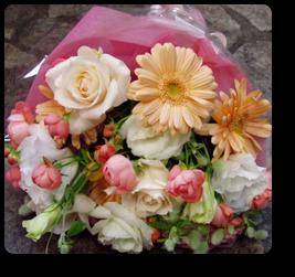 名古屋市千種区の花屋グラッシーのフラワーギフト