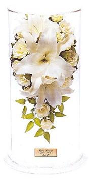 名古屋市千種区の花屋グラッシーのドライブーケ