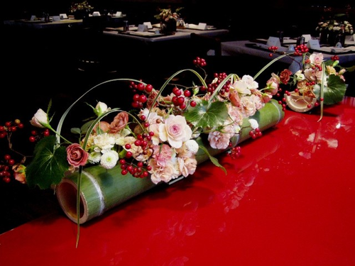 名古屋市千種区の花屋グラッシーの和の披露宴YMMB2