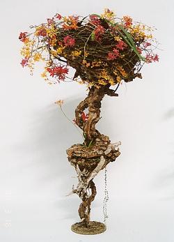 名古屋市千種区覚王山の花屋グラッシーのお花の教室
